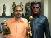 Seminar on Visual Effects in Enthiran